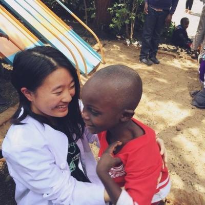 タンザニアで公衆衛生 藤戸美妃